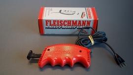 Fleischmann Auto-Rallye. Snelheidsregelaar nr. 3305  rood in  OVP grijs