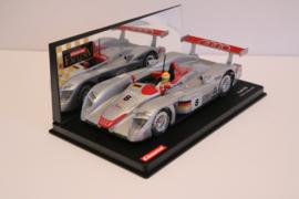 Carrera Exclusiv 1:24 Audi R8 Le Mans 2000 nr. 20480 in OVP.