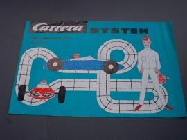 Kleurenfolder Carrera system mit Max.  Duits