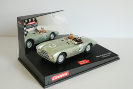 Carrera Evolution Aston Martin DB3 'Mille Migla 1953' nr. 25432 in OVP*. Nieuw!