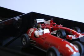 Scalextric 50 Year Limited Edition Ferrari set  nr. C2782a in OVP*. Nieuw!