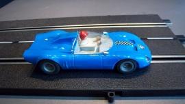 Fleischmann Auto-Rallye. Alfa Romeo blauw nr. 3212