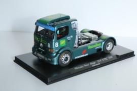 GB track by FLY Mercedes-Benz Atego No.8 FIA ETRC 2000 Ref: 08502 in OVP*.