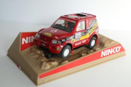 """Ninco Mitsubishi Pajero """"Jutta'' Nr. 50305 in OVP*. Nieuw!"""