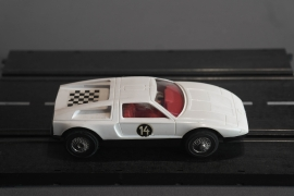 Märklin Sprint.  Mercedes C111 wit  nr. 1311