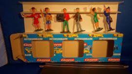 6 personeel poppetjes in doos