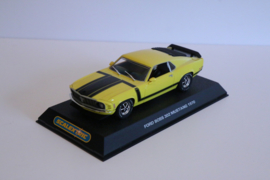 Scalextric Ford Mustang Boss 302 ref: C2574 in OVP.* Nieuw!