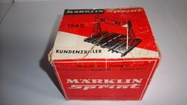 Märklin Sprint.  Rondenteller 1545 in OVP