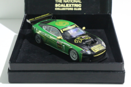 Scalextric Jaguar XKR GT3 NSCC nr. C314 4 Scalextric Collectors Club