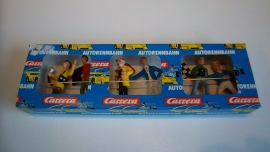 Carrera  figuren set start/ziel nr. 51651 in OVP