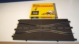 Fleischmann Auto-Rallye.  Chicane 3121.   set in OVP  geel