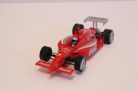 Scalextric Dallara Indycar Coca Cola No.7 ref: C2515