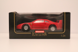 Carrera Exclusiv 1:24 Ferrari F40 nr. 20410 in OVP*