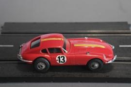 Märklin Sprint.  Jaguar E-type rood  nr. 1308