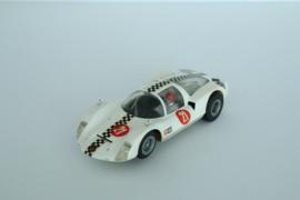 Fleischmann Auto-Rallye Porsche Carrera 6 Wit nr. 3221