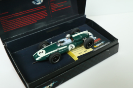 Scalextric Cooper Climax T53 1960 ''Jack Brabham'' nr.C2639A in OVP*. Nieuw!