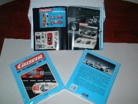 Carrera boek:  Carrera 160- 132 UNIVERSAL,-124-JET