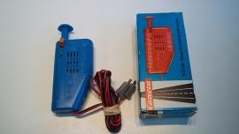 Blauwe snelheids regelaar nr. 53700 in OVP
