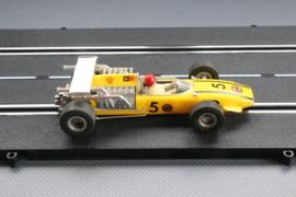 Fleischmann Auto-Rallye. Cooper Maserati F1 geel   nr. 3205