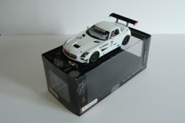 Scaleauto Mercedes SLS GT3 nr. SC6014 Presentation car No.7 in OVP*.