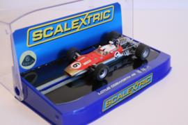 Scalextric Team Lotus Cosworth 49 Jim Clark No.6 nr. C3211 in OVP.* Nieuw!