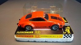Fleischmann Auto-Rallye. Porsche 911 rood  nr. 3227 OVP