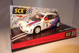 SCX Ford Focus Rallye WRC 'Montecarlo 2000' ref: 60580 Nieuw in OVP.