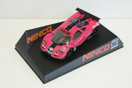 Ninco Mclaren F1 Italjet met NC5 Motor nr. 50595 In OVP*. Nieuw!