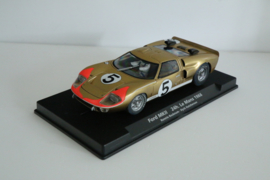 Fly Ford MKII GT40 24H. Le Mans 1966 Ref:88147 in OVP* Nieuw!