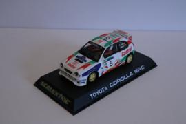 Scalextric Toyota Corrola Rally Castrol ref: C2119 in OVP*.