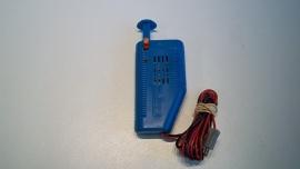 Blauwe snelheids regelaar nr. 53700