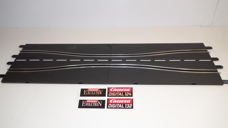 Carrera ExclusiV/Evolution/Digital   chicane-set  nr. 20516.   4*