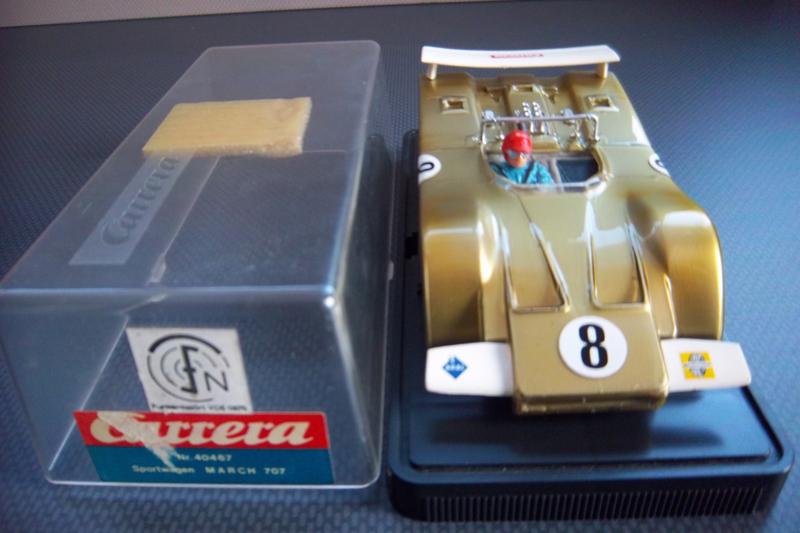 Carrera Universal March 707  nr. 40467  + OVP