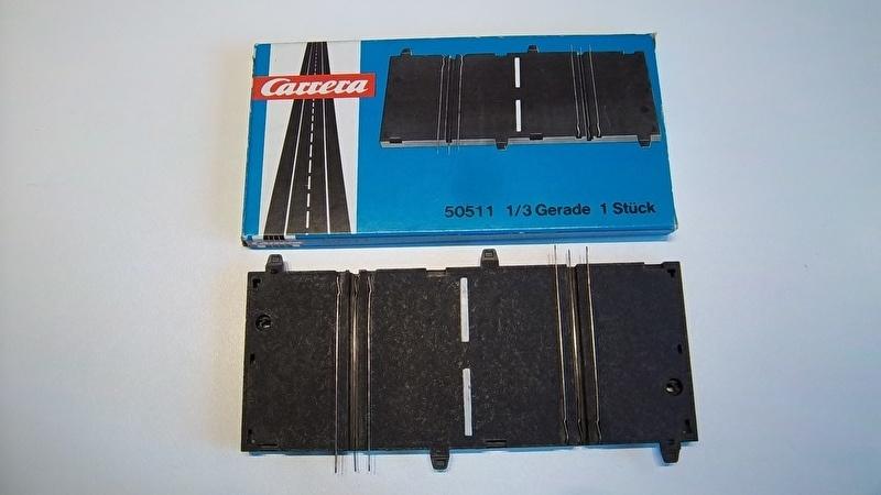 Carrera Universal Passtuk 1/3 recht nr. 50511  in OVP