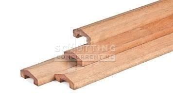 Koplat Pyramide douglas hout