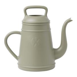 Lungo Xala Gieter 12 liter Olijfgrijs kleur