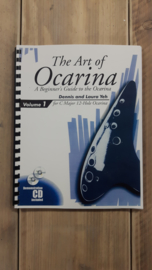 The Art of Ocarina Study Book (CD-only version) for 12-hole ocarinas