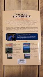 Tin whistle leerboek + CD van Clare McKenna