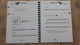 The Art of Ocarina Study Book for 12-hole ocarinas
