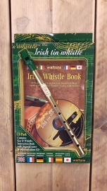Waltons Irish Set (Whistle + Boek + CD)