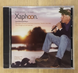 Xaphoon - A new instrument, a new sound (CD)