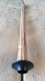 Turkish Ney flute in B (Si) - 72 cm