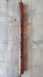 Shakuhachi (Rosewood) - HarmonyFlute - 1.8 Shaku (Key of D) Traditional Japanese Flute - High Quality