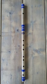 Indian Bansuri Flute (Bass G) - Bamboo - High Quality Student Flute - Prince Flutes