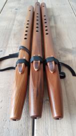 Stellar Flutes Basic Native American Fluit (A, G, F#) - Cederhout
