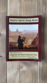 Songs for the Native American Flute + CD