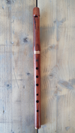 HarmonyFlute Low Whistle in Rosewood (Low G / Low F / Low D)