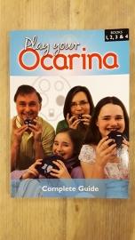 Play your Ocarina (Deel 1 t/m 4) voor ocarina's met 4 tot 6 gaten