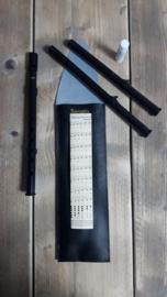 Susato Kildare S-series tunable Tin Whistle Set (D + C+ Eb)
