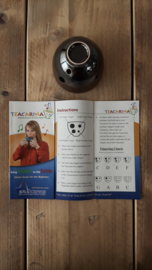 STL Teacarina - Teacup and Ocarina in one! - Metallic